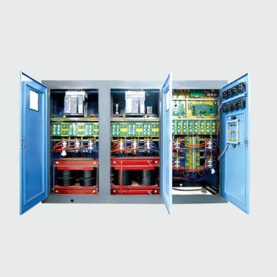 新式双供电快速节能可控电炉