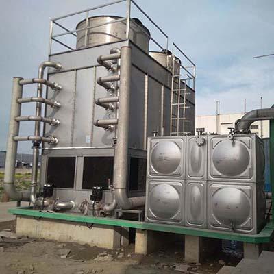 逆流闭式冷却塔1